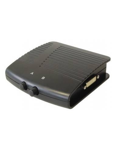 DVI Data-T-Switch manual, DVI-I (24+5) female, 2:1 or 1:2  - 1