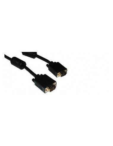 PROLINE Gold SSVGA Connection Cable, 4C+5, UL20276, DBHD15 male - DBHD15 male - 15m  - 1