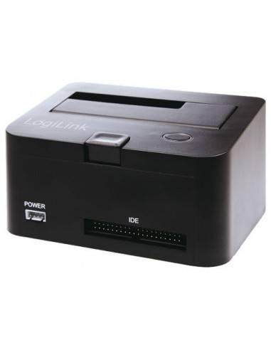 IDE/SATA Quickport, IDE/SATA HDD - USB2.0 LOGILINK QP0007 LogiLink - 1