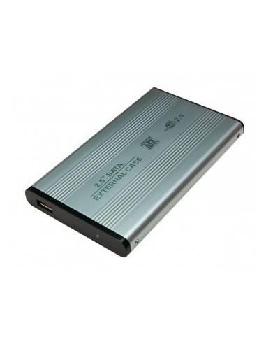 """LOGILINK UA0041A HDD Case,USB2.0,SATA 2,5"""",ALU,up to 480Mbit/s LogiLink - 1"""