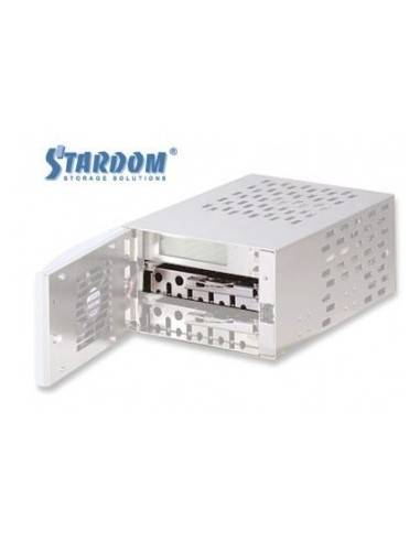 STARDOM 12005 HDD Carrier for STARDOM2000 / 2000+ / 2500 / 3000, 1x IDE HDD, ivory  - 1