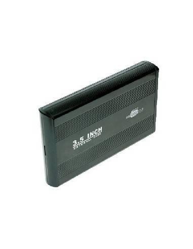 """3.5"""" HDD ext.enclosure, USB2.0 - IDE, data-transfer up to 480Mbt, Alu LOGILINK UA0066 LogiLink - 1"""