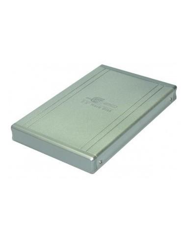 """LOGILINK UA0049 HDD Case, USB2.0,IDE 2,5"""",ALU,up to 480Mbit/s LogiLink - 1"""
