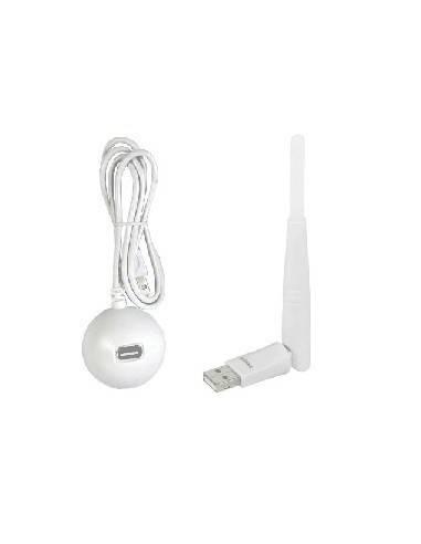 WLAN USB dongle, IEEE802.11b/g/n 150MB, with RP-SMA EDIMAX EW-7711UAn  - 1
