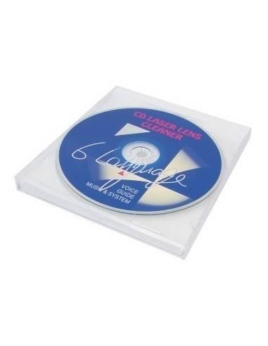 CD Laser Lens Cleaner, Cleaning CD, for cleaning laser lens  - 1