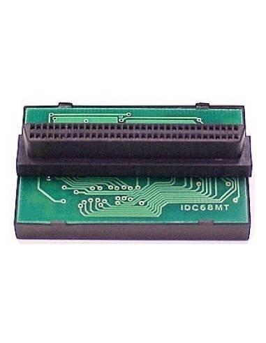 SCSI III / LVD Terminator, internal, active 160MB/s Ultra-3, DBHP68 female  - 1