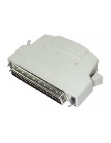 SCSI III Terminator, external, passive, DBHP68 male  - 1