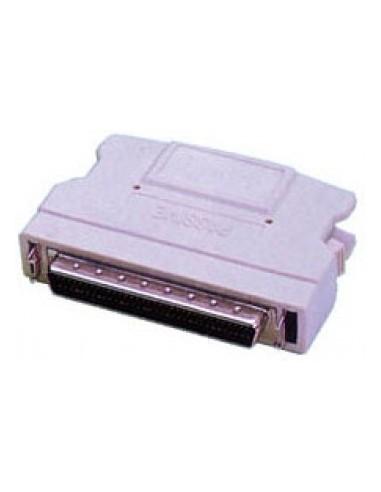 SCSI II Terminator, external, passive, DBHP50 male  - 1