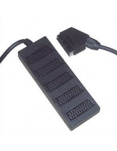 5-way SCART-splitter with...