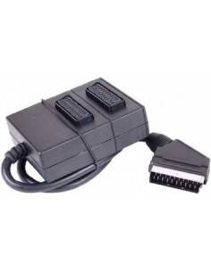2-way SCART-splitter with...