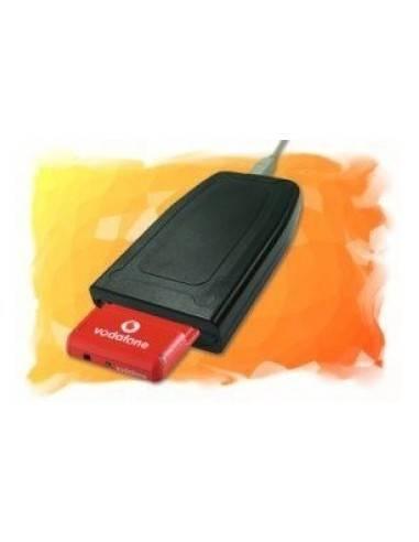 USB2.0 to UMTS 3G PCMCIA Adapter,U142 Supports Option HSDPA 3G Cards  - 1