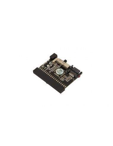 IDE / SATA Adapter, incl. power, IDCS 40 female - SATA 7-pin male LOGILINK AD0008 LogiLink - 1
