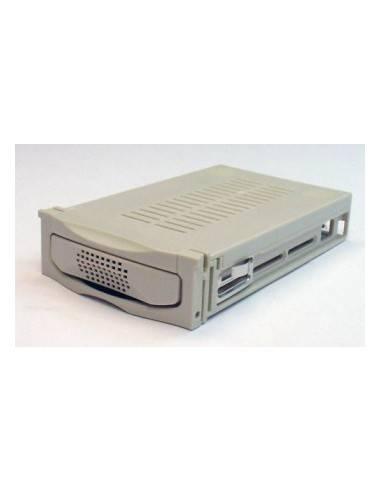 VIPOWER Mobile-Rack INSERT ATA133 plastic version,1xcooler (172782)  - 1