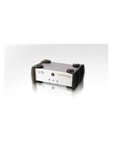 ATEN CS231 Desktop Sharing Device KVM,1 PC - 2 User, USB or PS/2, incl.1 USB KVM cable ATEN - 1