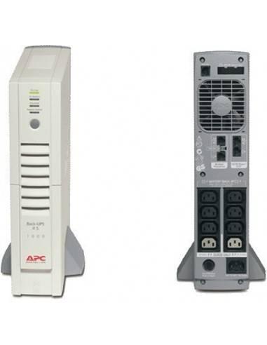 APC Back-USV RS1000VA/230V 1000VA-600W, 8xPower  - 1