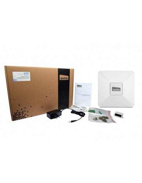 300Mbps Wireless N Ceiling-Mounted Access Point NETIS SYSTEMS - 3
