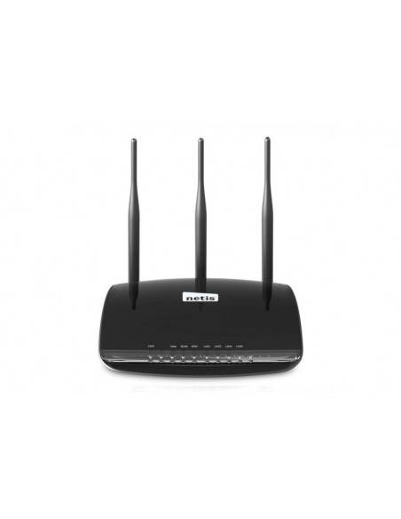 300Mbps Wireless N Long Range Router NETIS SYSTEMS - 2