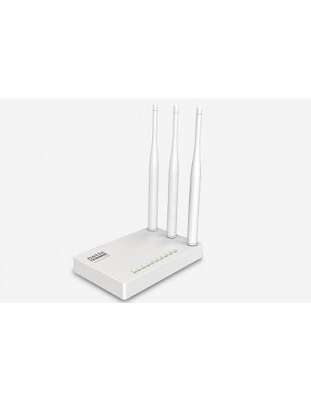 Безжичен N рутер 750Mbps 802.11AC 3 x фиксирани антени NETIS SYSTEMS - 2