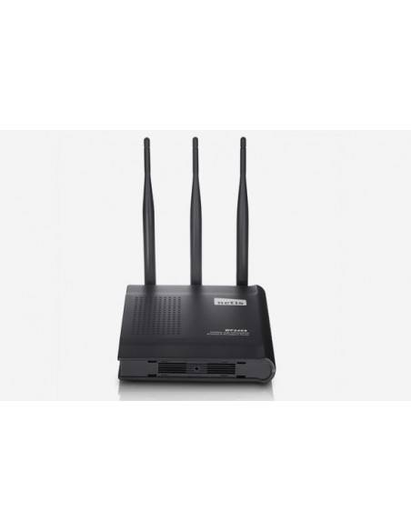 300Mbps 2T2R Wireless N Router 3 x detachable antennas NETIS SYSTEMS - 5