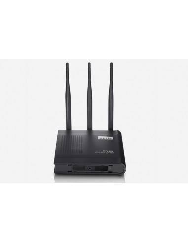 300Mbps 2T2R Wireless N Router 3 x fixed antenna NETIS SYSTEMS - 5