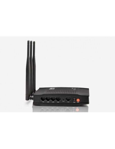 Безжичен N рутер 300Mbps 2T2R с 3 x фиксирани антени NETIS SYSTEMS - 2