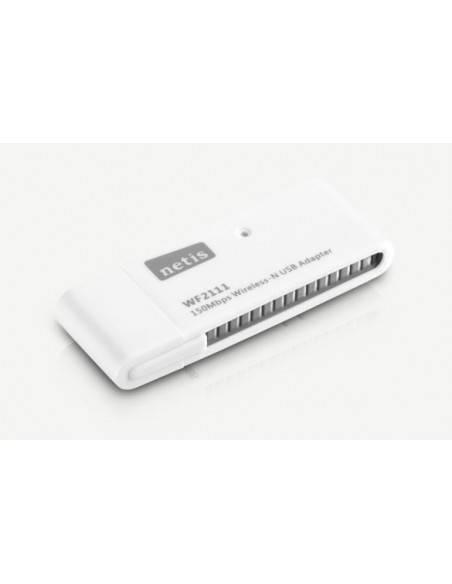 Безжична USB мрежова карта 150Mbps N NETIS SYSTEMS - 1