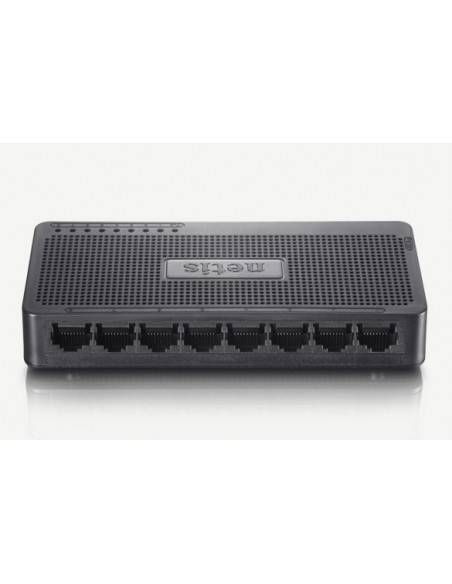 8 Port Fast Ethernet Switch NETIS SYSTEMS - 4