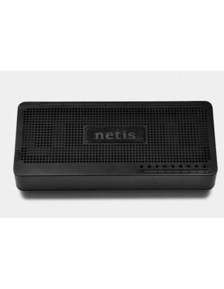 8 портов 10/100 М Fast Ethernet суич NETIS SYSTEMS - 1