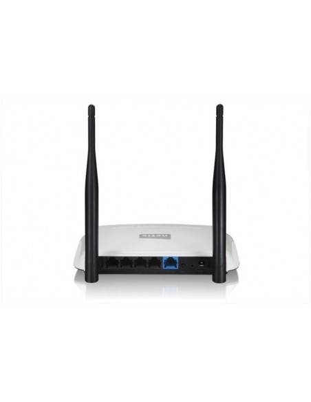 Fast wireless router 300N 2 antennas
