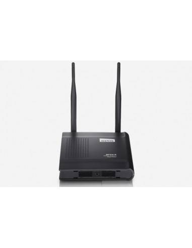 Wireless N Giga Router 300Mbps 2 x fixed antenna NETIS SYSTEMS - 1