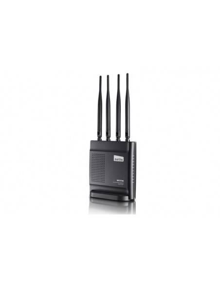 Безжичен рутер 802.11AC 1200Mbps 4 x фиксирани антени NETIS SYSTEMS - 2