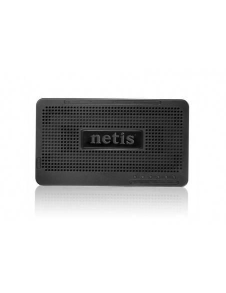 5 портов 10/100 М Fast Ethernet суич NETIS SYSTEMS - 3