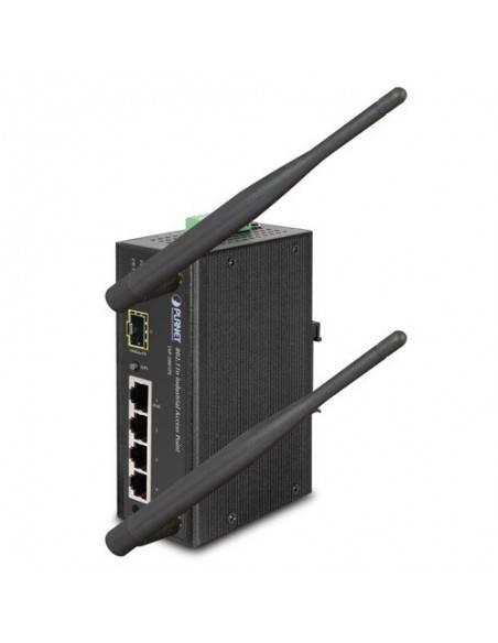 Industrial 802.11n Wireless AP / Fiber Router  - 2