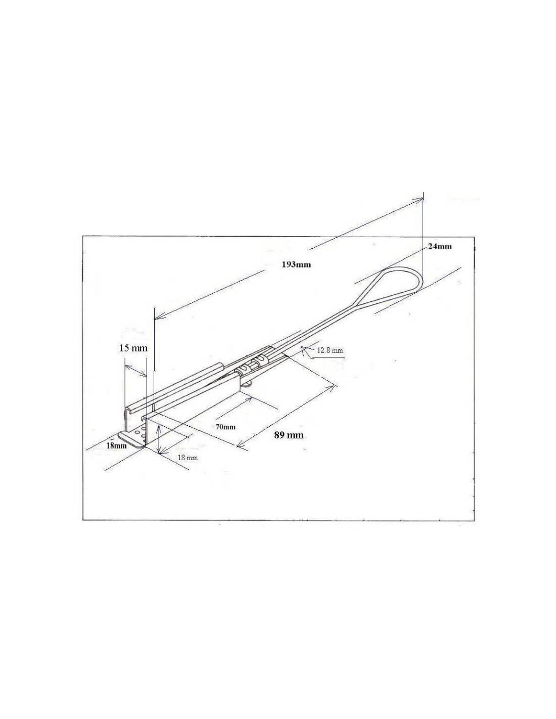 Fiber Optic Clamp For Ftth And Flat Drop Cable Schematic