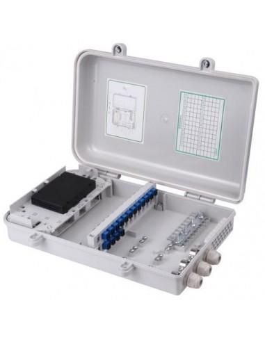 FTTH оптична кутия за 24 SC симплексни адаптера MegaF - 1