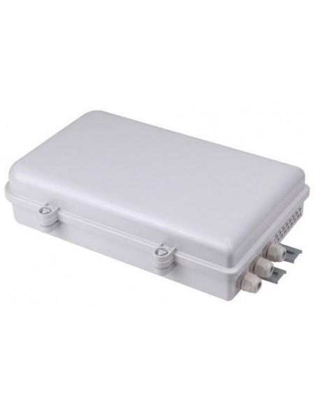 FTTH оптична кутия за 24 SC симплексни адаптера MegaF - 2