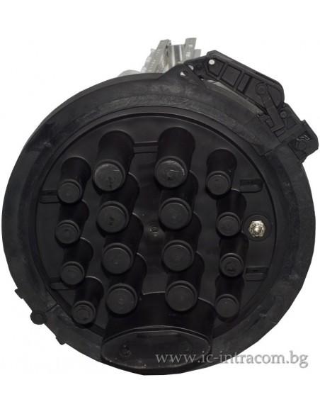 Оптична муфа за максимум 332 влакна, 16 порта MegaF - 3