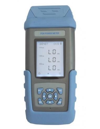 PON meter, black-white display 1310-1490-1550 nm MegaF - 1