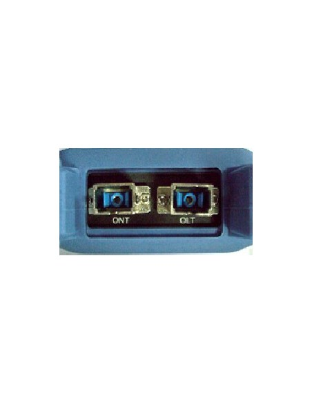 PON meter, color display 1310-1490-1550 nm MegaF - 1