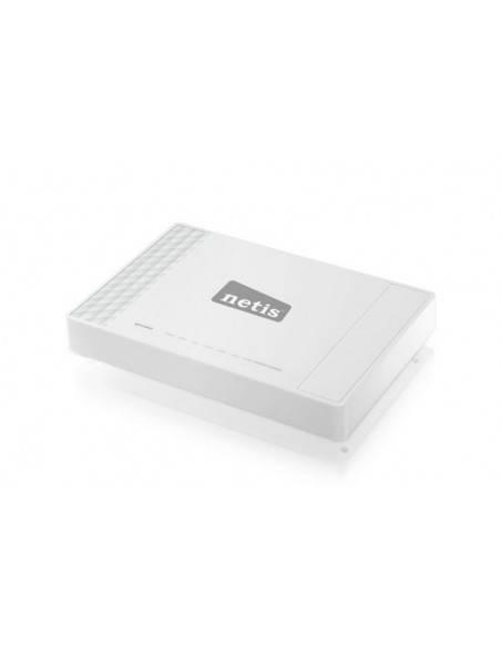 4 Ports Fast Ethernet Plus 2 POTS EPON Terminal NETIS SYSTEMS - 1