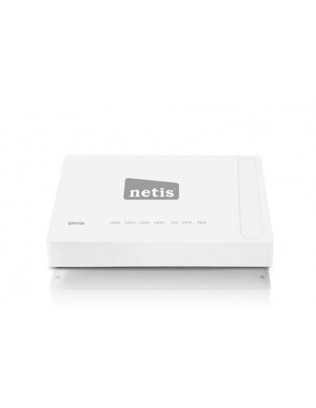 ОНУ 4 порта Fast Ethernet EPON Terminal NETIS SYSTEMS - 2