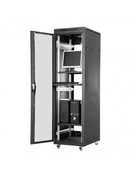 "Free standing network rack cabinet 19"" Orion, different sizes and heights AsRack Турция - 2"