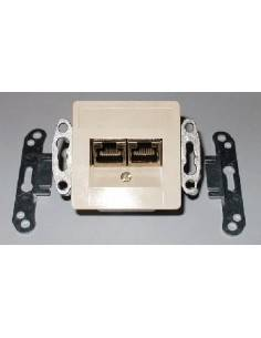 SETEC CAT.5e wallplate...