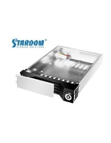 STARDOM 12025 HDD Carrier for STARDOM6500, 1x IDE HDD, black/silver ATEN - 1