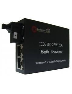 Media converter 10/100M...