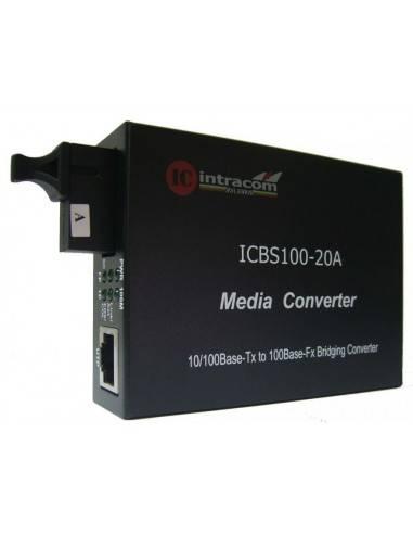 Медиа конвертор Conneu ICB 10/100 BI-DI MC 1310/1550 nm, 20 км