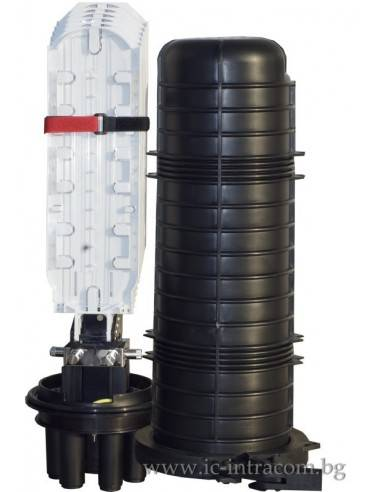 Heat Shrink Dome Closure for 96 splices with B tray