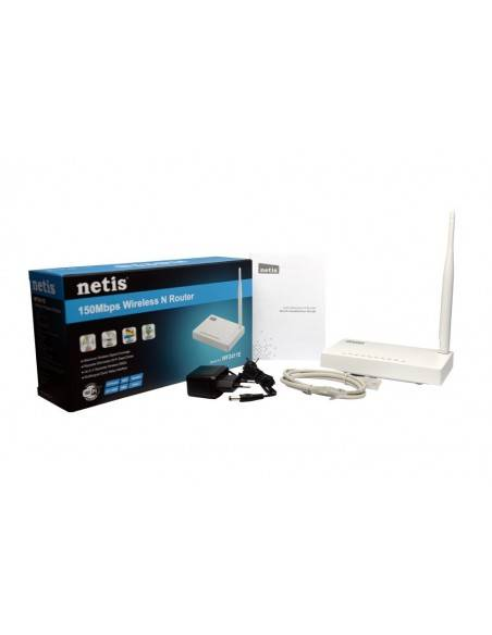 150Mbps Wireless N Router with 1 antenna