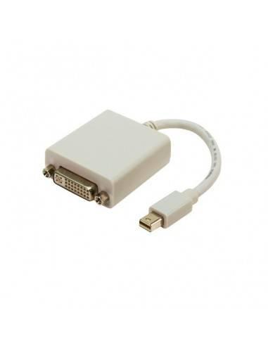 Adapter cable mini DP male - DVI-I female