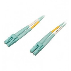 Fiber optic patch cable LC - LC OM4 Multimode duplex different lengths